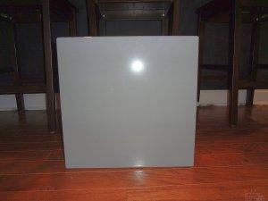 Antenna entry box
