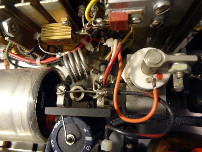 Power supply internals