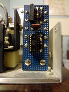 Power supply control board