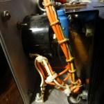 Power supply wiring