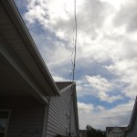 Antenna is up