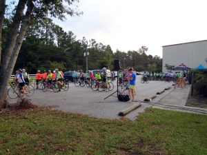CFF Ride 65 and 30 mile riders