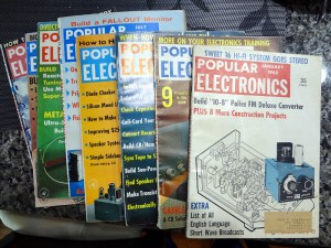 1962 Popular Electronics