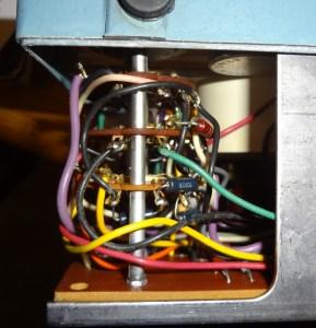 Range selector switch