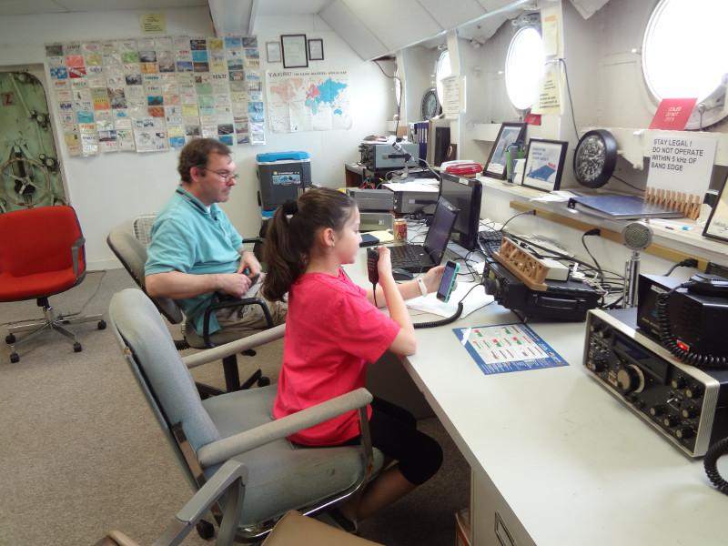 WA4USN guest operator