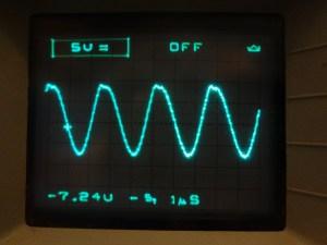 IG-102 RF signal