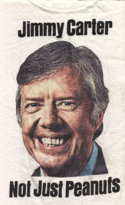 A-Jimmy Carter