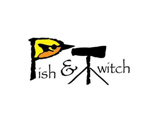 Pish & Twitch logo