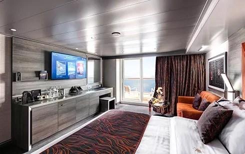 Nouveau navire MSC Grandiosa
