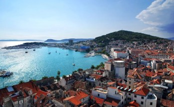 Escale Split Croatie
