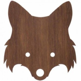 Applique Ferm Living fox