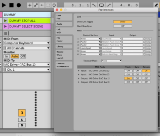 MIDI REMOTE ABLETON LIVE - MAX for Live devices - AbletonDrummer com