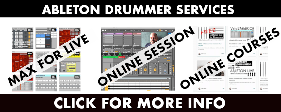 Get support for Ableton Live