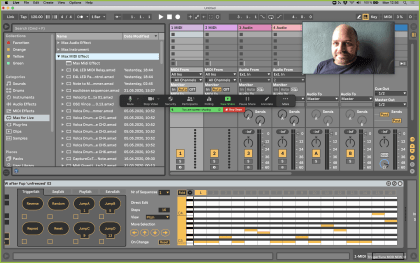 book an online session for ableton live