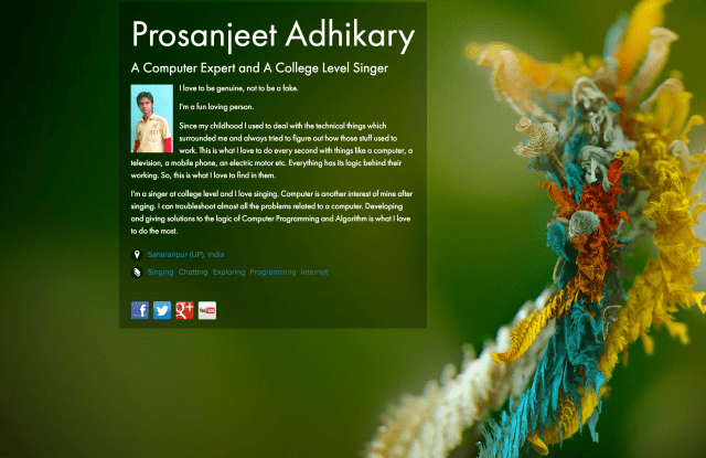 http://about.me/ProsAdhikary/