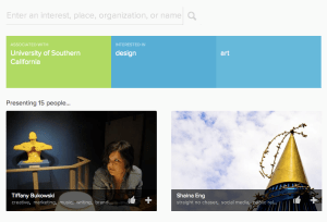 Search USC designers art