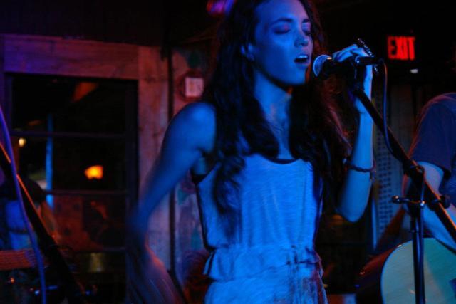Tara Mackey Singing
