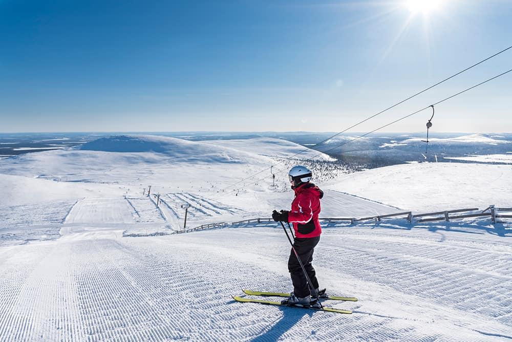 Motivos para começar a esquiar