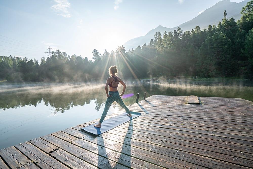 Combinação perfeita: viagens e bem-estar
