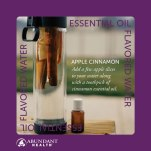 Apple Cinnamon Flavored Water