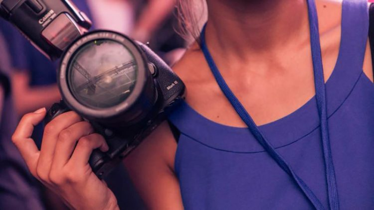 fotografa con reflex