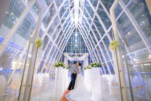 結婚只想在這裡!全台特搜10大夢幻教堂。讓浪漫少女心徹底爆發!