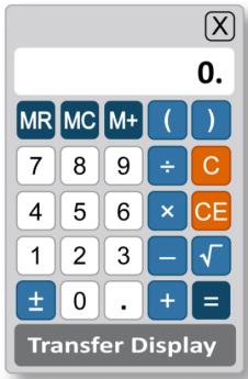 GRE calculator