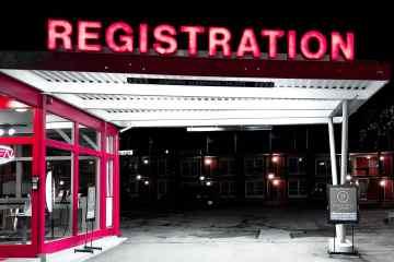 Register for the GRE exam