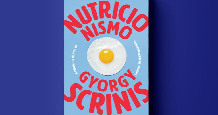 capa do livro Nutricionismo