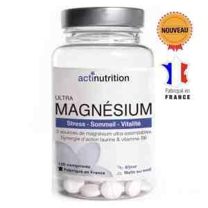 Ultra Magnésium Actinutrition