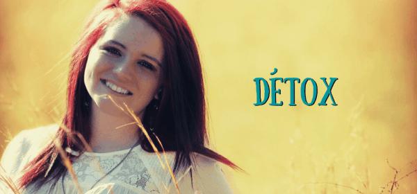 Gamme détox Actinutrition