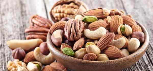 Les fruits oléagineux et leur bienfaits sur la santé.