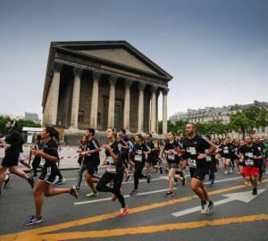 course running 10k Adidas Paris