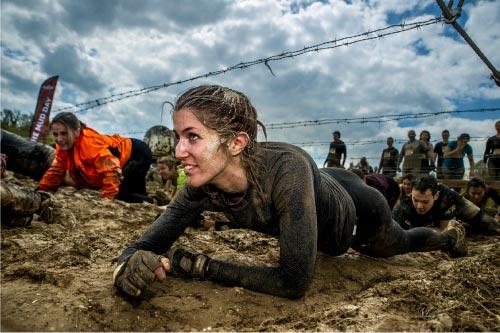 mud day paris