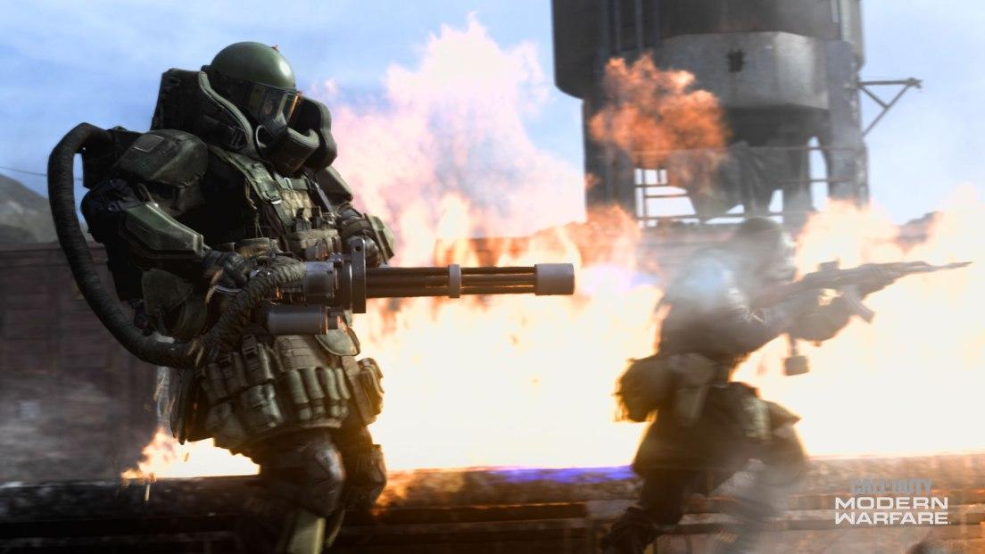 First Look At Modern Warfare's Gameplay Mechanics MW MP TRAILER SCREEN 052