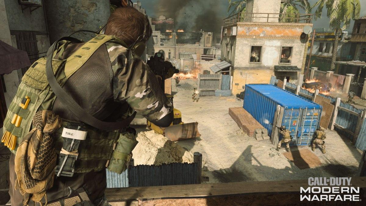 Modern Warfare and Warzone Season 3 Content AGB MW S3 MP Backlot2 PR