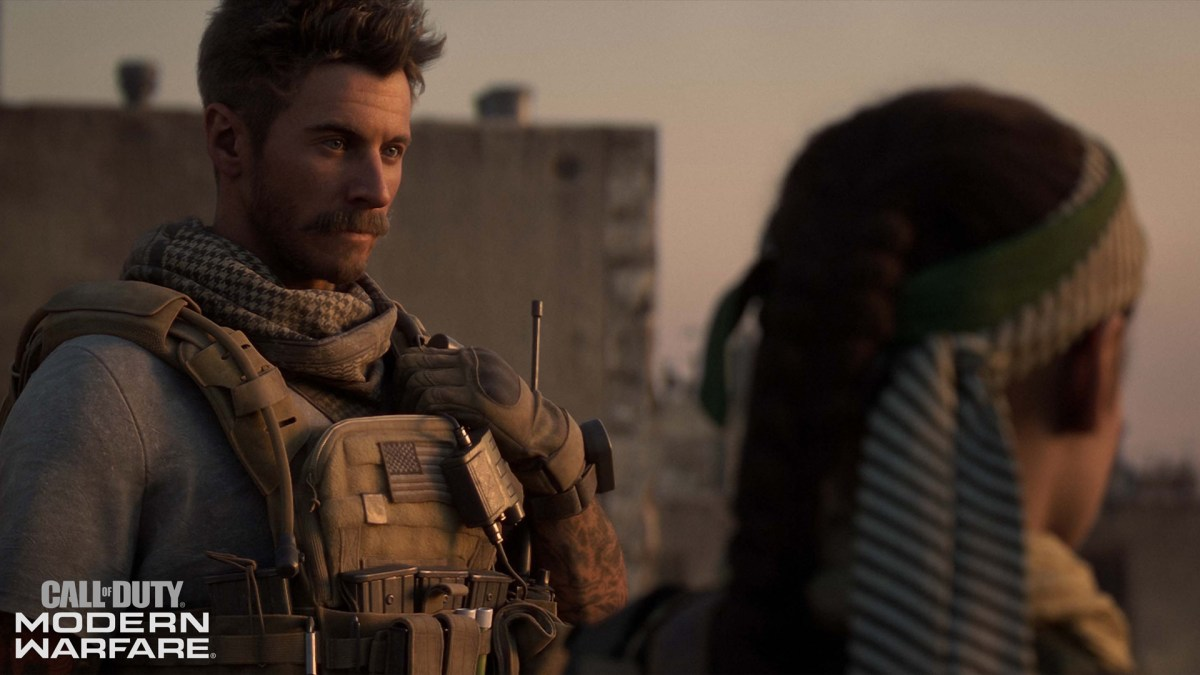 Modern Warfare Campaign Details and PS4 Exclusive Survival Mode 1