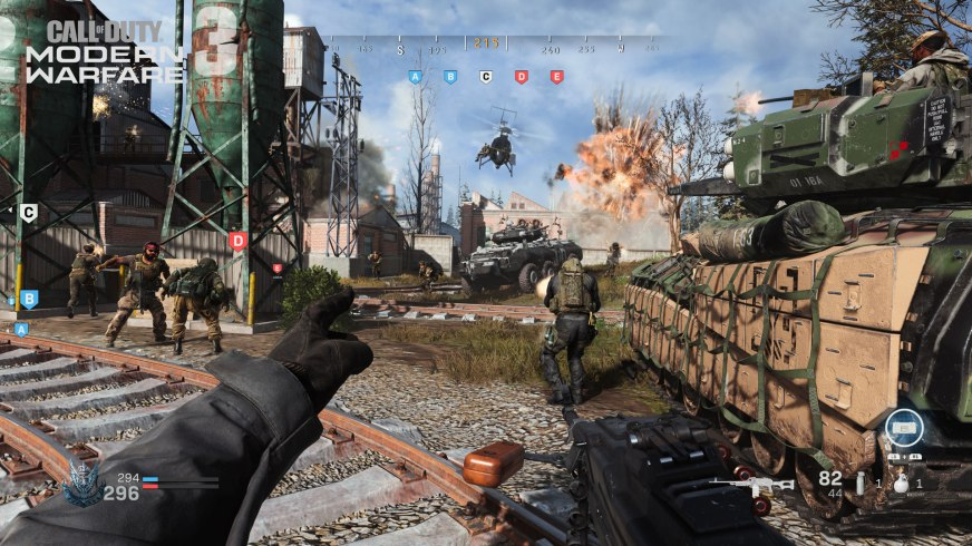 Getting Started In Modern Warfare Controls And Settings Ps4