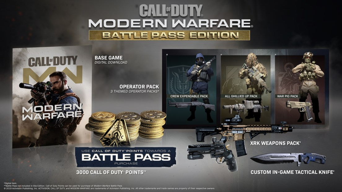 Modern Warfare and Warzone Season 3 Content