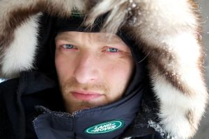 Ben Saunders, polar explorer