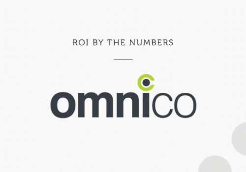 This infographic shows the ROI Omnico Group achieved by upleveling its FP&A function with Adaptive Insights Business Planning Cloud.