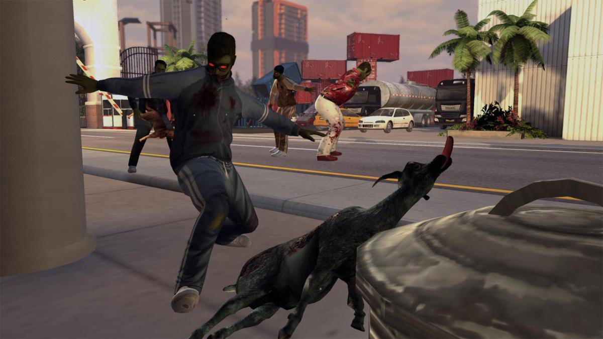 'GoatZ' is the Zombie Survival Game That Nobody Asked For