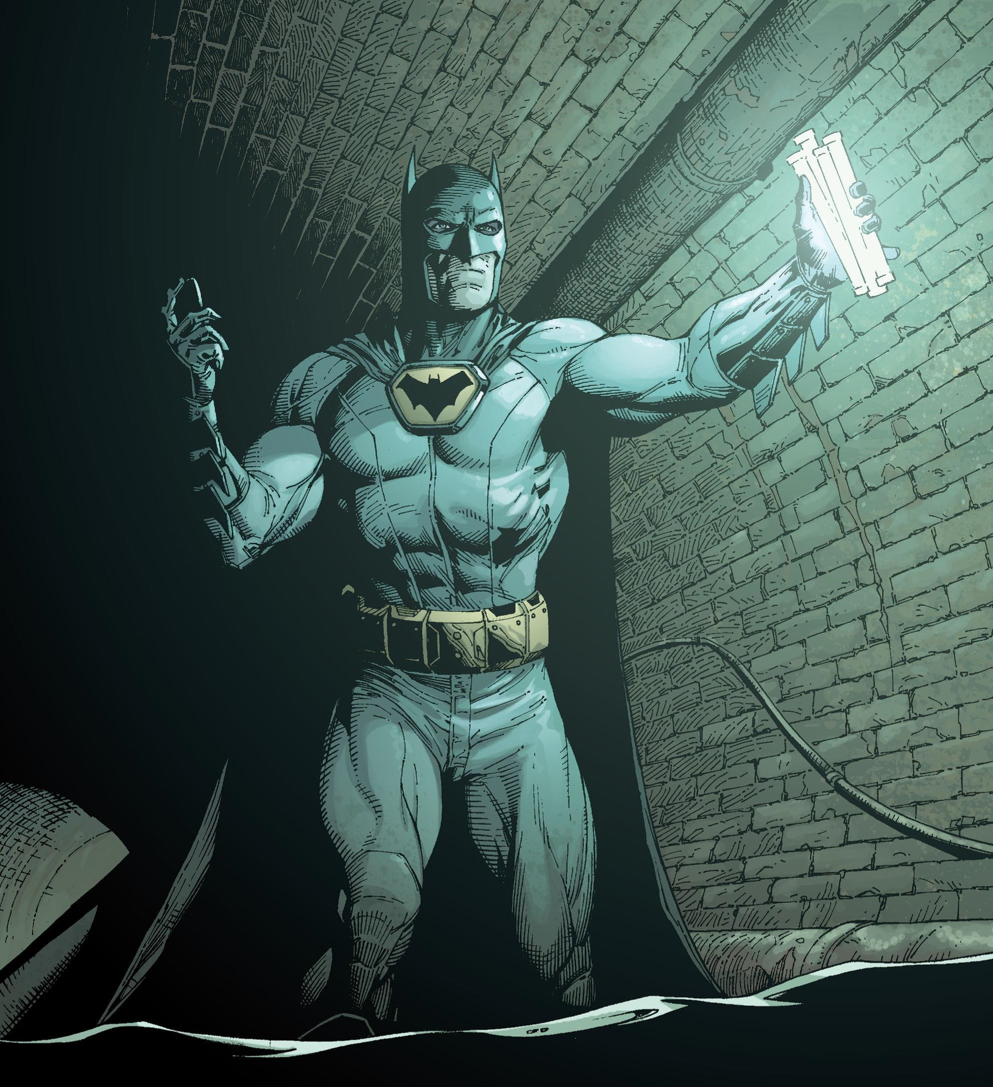 Image result for batman earth one