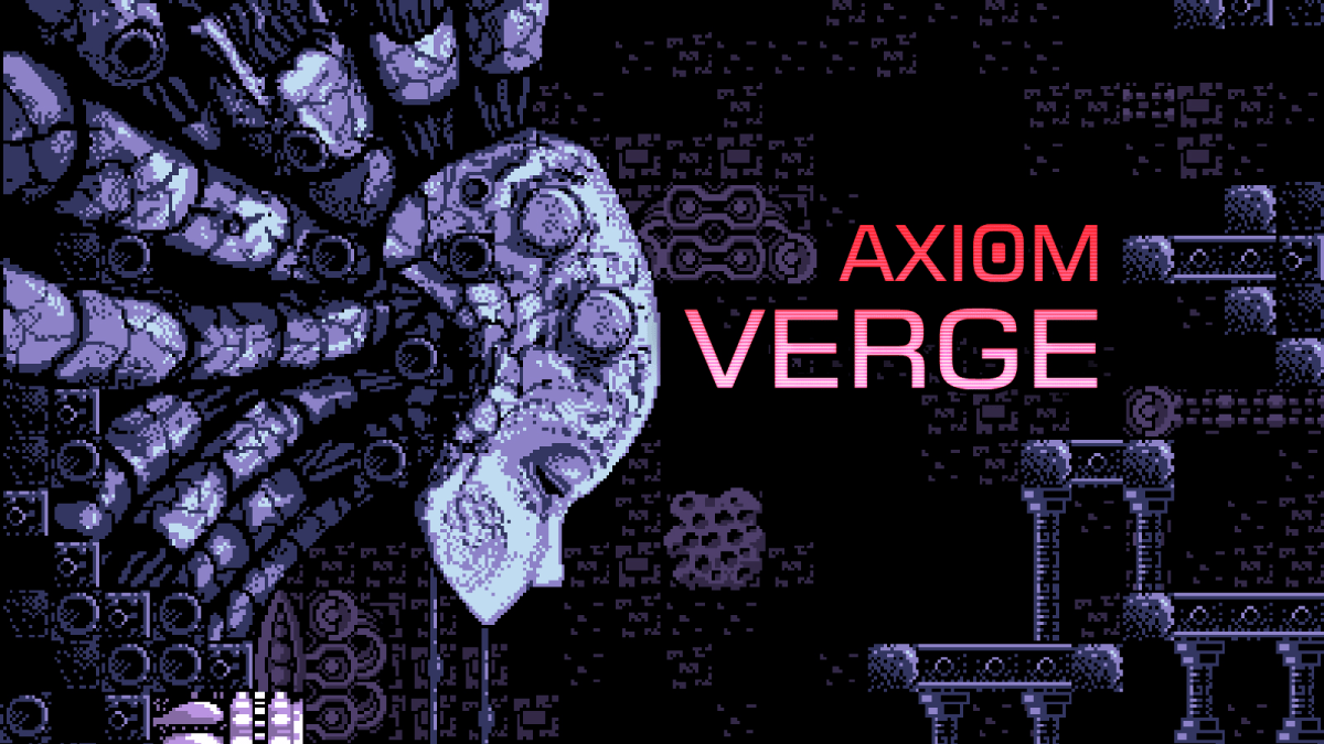 """Review: """"Axiom Verge"""" is a Creepy Ride Into Glitchy Terrain"""