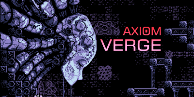 Axiom Verge Nintendo Switch Review