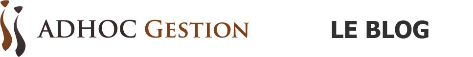 Le blog Adhoc Gestion
