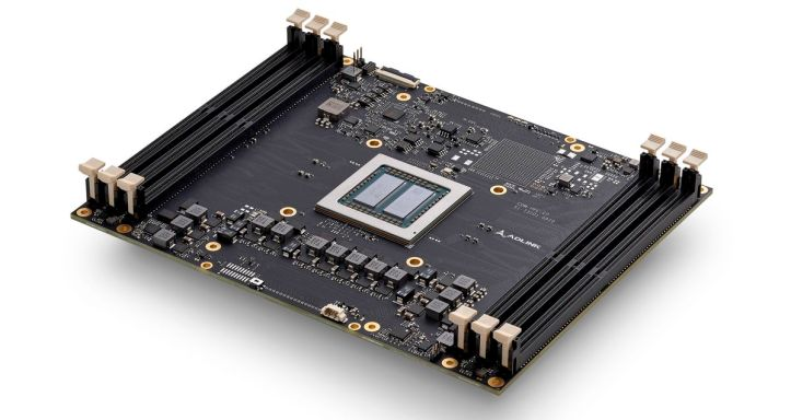 A proof-of-concept COM-HPC Server module