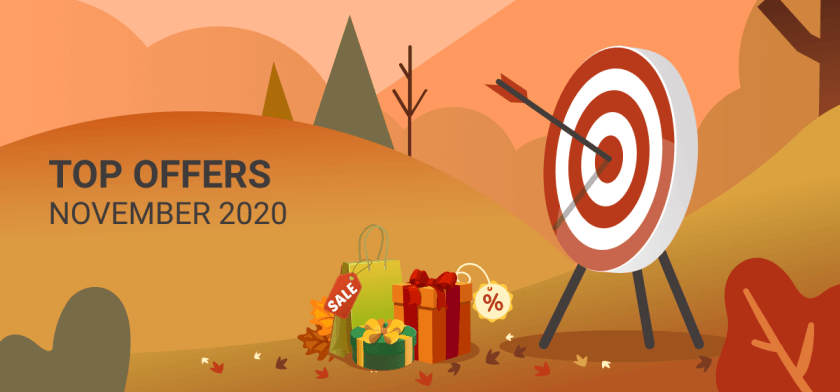 Top Offers November 2020