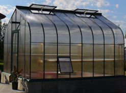 Need Ventilation for Your Greenhouse – But Don't Have Electricity?