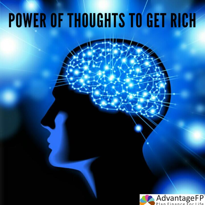 How To Use the Power of Your Thoughts to Get Rich